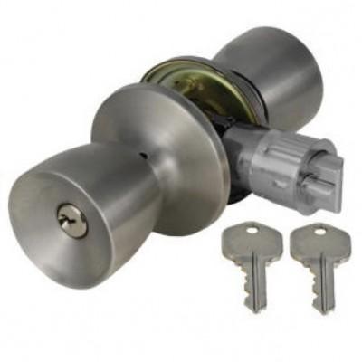 Exterior Locksets and Deadbolts